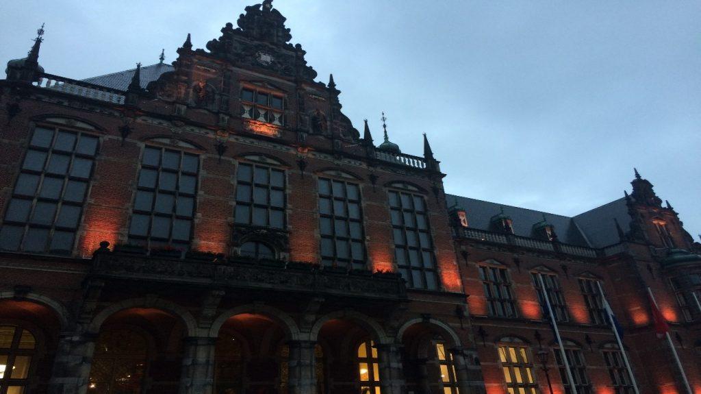 オランダ フローニンゲン大学画像